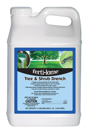 Tree & Shrub Drench (2.5 gal)
